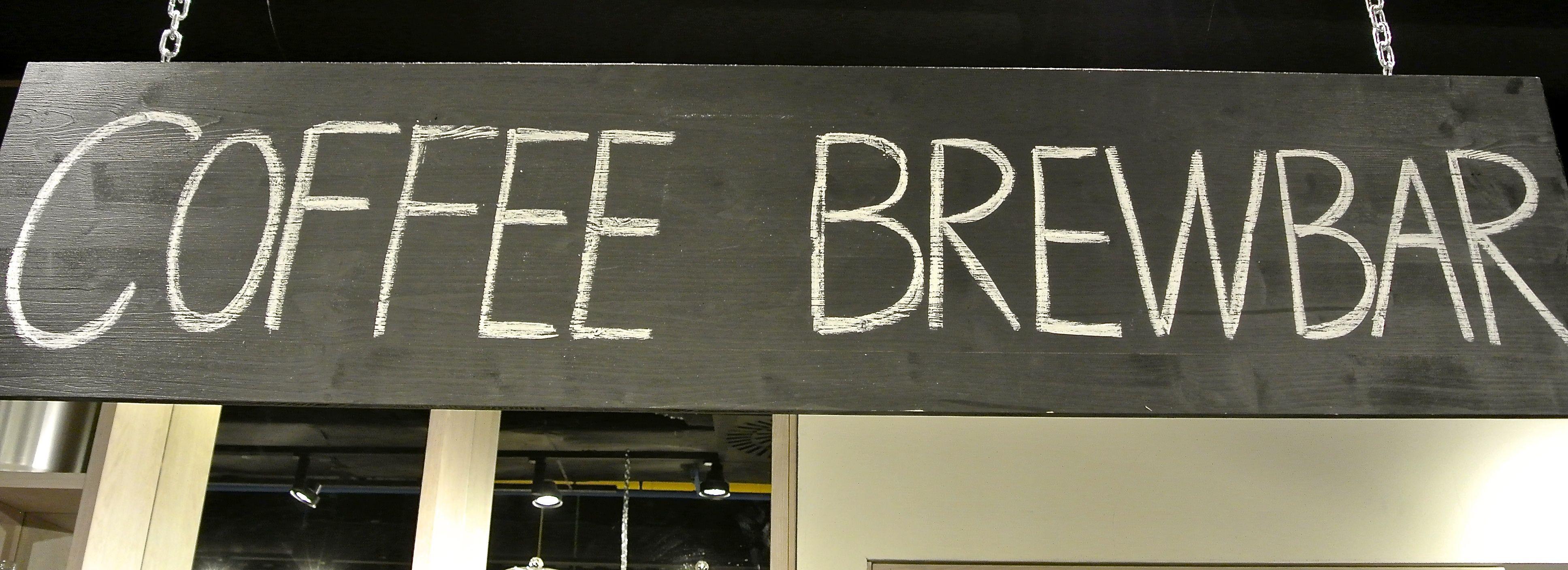 Third Wave Coffee gibt's nicht nur in Hipster-Grätzln: Rauwolf sollte man kennen