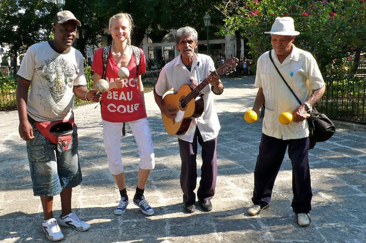 2011 auf Kuba
