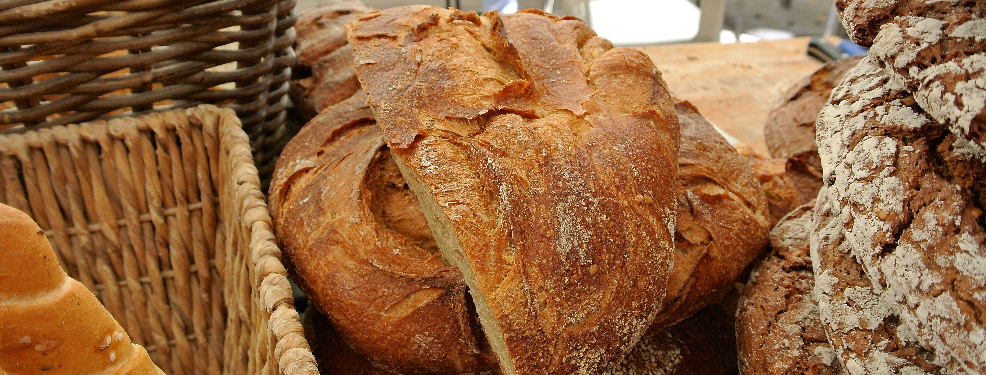 Was Brot kann: Saucen und Suppen verfeinern