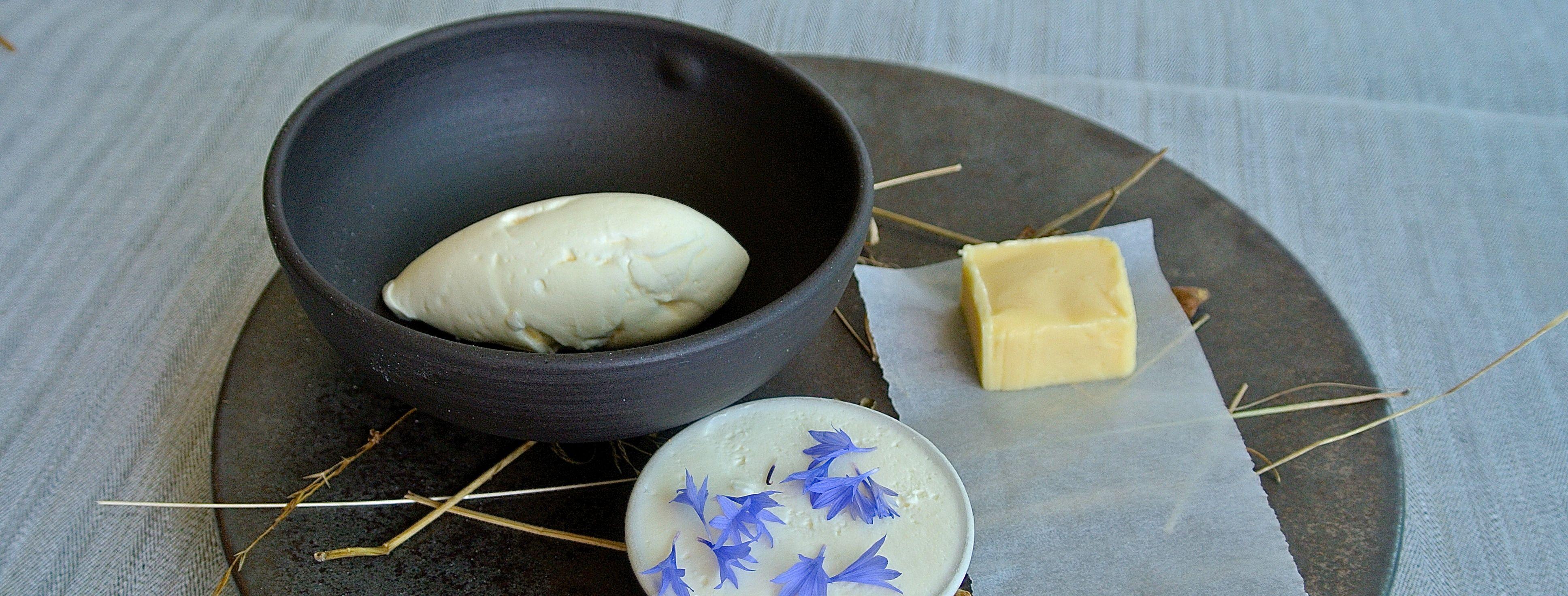 Es gibt sie noch: Butter, wie sie schmecken muss