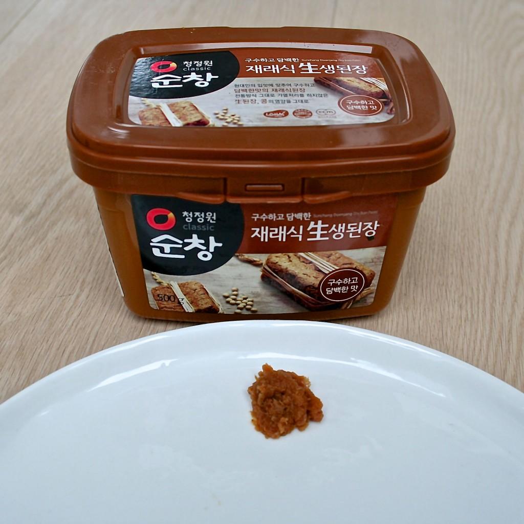 Was ist Doenjang? Fermentierte Bohnenpaste 2/3 – Keine Rezepte