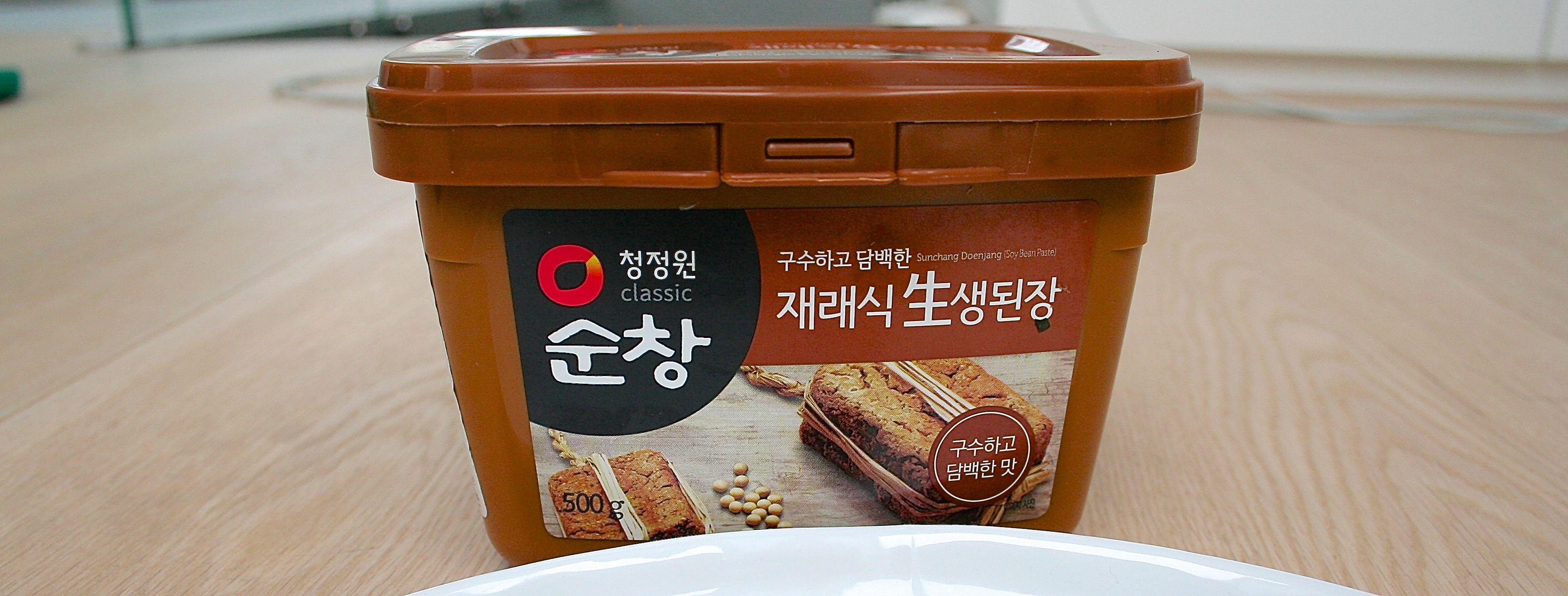 Was ist Doenjang? Fermentierte Bohnenpaste 2/3