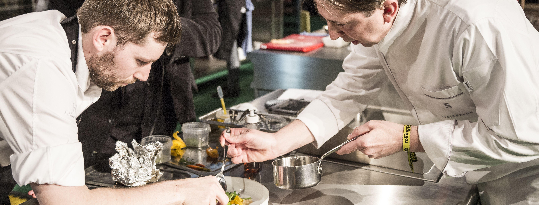 Rolling Pin Chefdays 2016 – Master Class mit Philip Rachinger